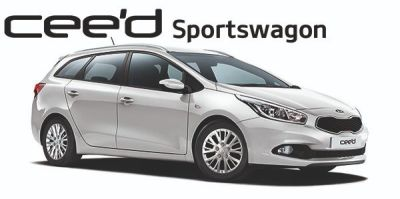 Kia Ceed Sportswagon wins 'Best Estate Car' award 2013