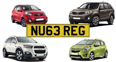 New 63 Reg Available Now...