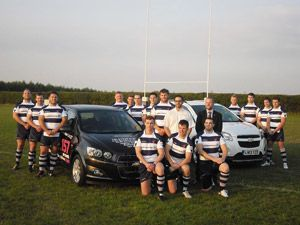 Leighton Buzzard Rugby Club wins national Chevrolet competition