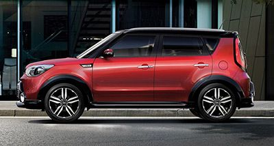The All New Kia Soul