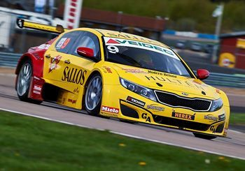 Kia Joins The STCC and Wins Their First Race