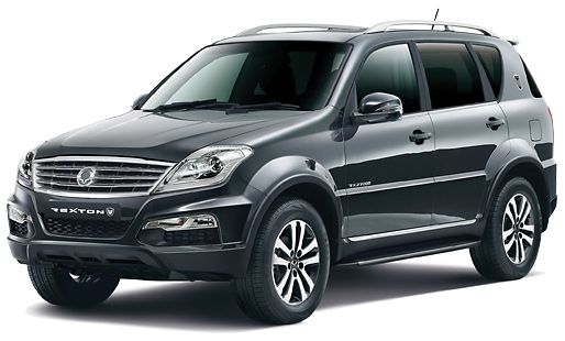 The Ssangyong Rexton 4x4 - A Solid Choice