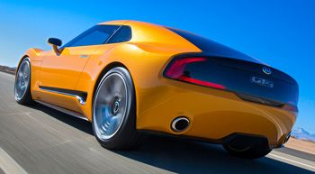 Introducing The Kia GT4 Stinger