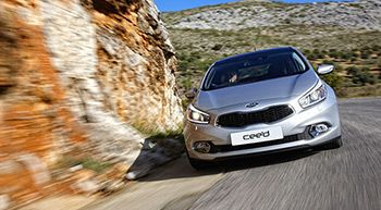 Kia in Top 10 Diesel Hatchbacks