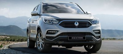 The All-New SsangYong Rexton