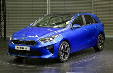 Say Hello to the All-New Kia Ceed