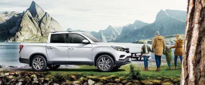SsangYong's New Musso Review