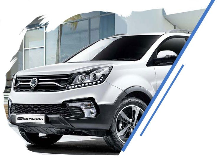 SsangYong Dealer, Leighton Buzzard