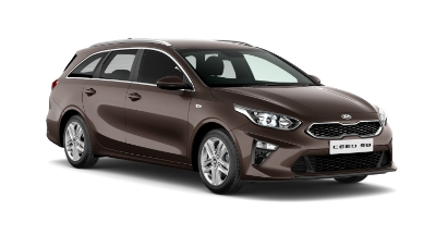 kia ceed sportswagon - Available in Copper Stone