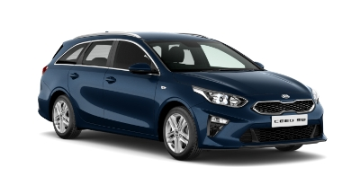 Kia Ceed Sportswagon - Available In Cosmos Blue