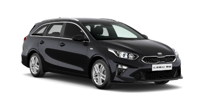 Kia Ceed Sportswagon - Available In Dark Penta