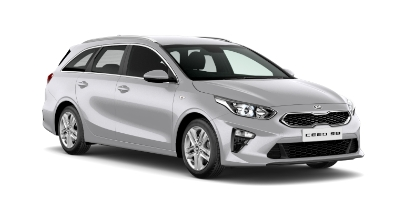 Kia Ceed Sportswagon - Available In Fusion White