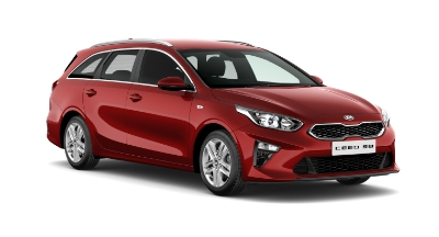 Kia Ceed Sportswagon - Available In Infra Red