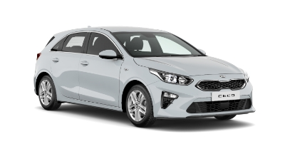 kia ceed - Available in Arctic White