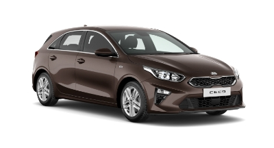 kia ceed - Available in Copper Stone