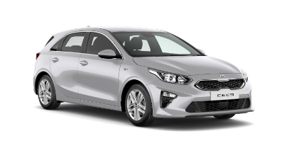 kia ceed - Available in Fusion White