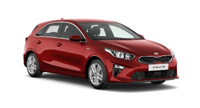kia ceed - Available in Infra Red