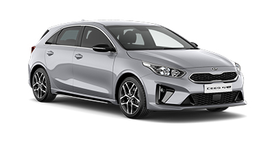 kia ceed - Available in Silver Frost