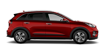 Kia Niro - Available In Runway Red