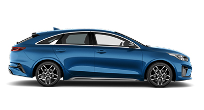 Kia Pro Ceed - Available In Blue Flame