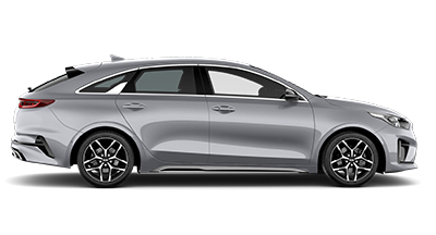 Kia Pro Ceed - Available In Silver Frost