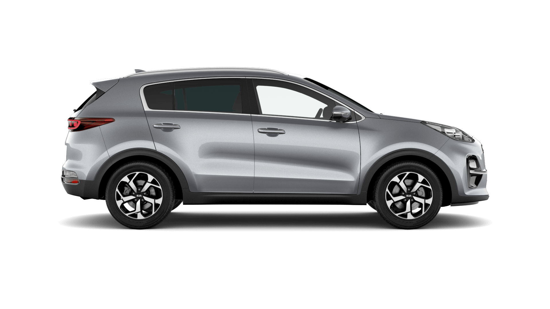 Kia Sportage - Available In Silver Frost