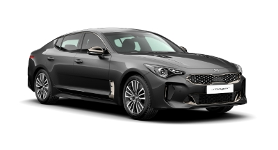 Kia Stinger - Available In Panther Metal