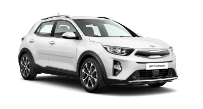 Kia Stonic - Available In Clear White