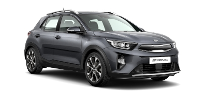 Kia Stonic - Available In Graphite