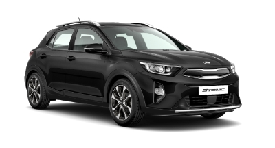 Kia Stonic - Available In Midnight Black